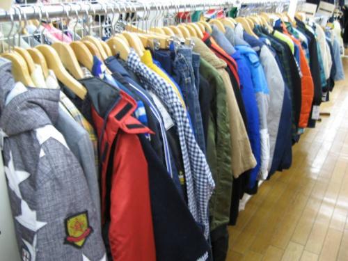 スーツの鶴ヶ島