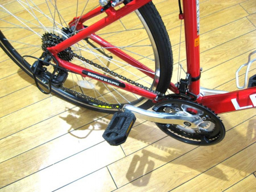 クロスバイクの鶴ヶ島