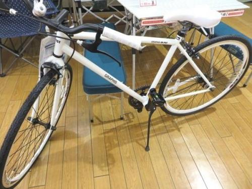 自転車のピストバイク