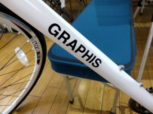 ピストバイクのGRAPHIS