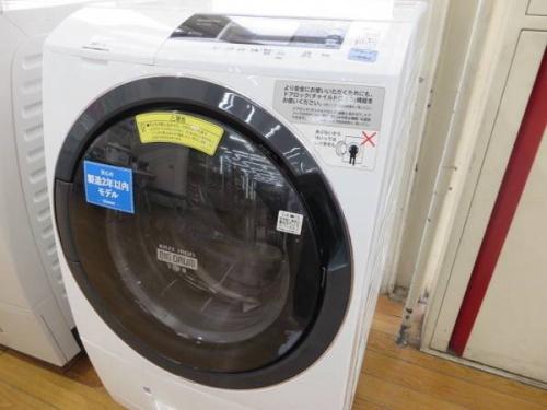 縦型全自動洗濯機のドラム式洗濯機