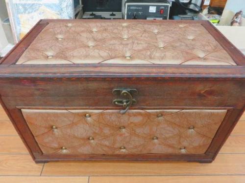 収納家具の収納ボックス