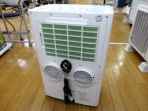 エアコンのスポット冷暖エアコン