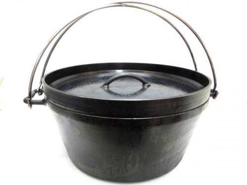 バーベキュー用品のダッチオーブンスーパーディープ