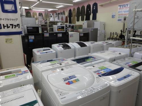 TOSHIBAの鶴ヶ島・坂戸中古家電