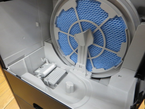 加湿空気清浄機のDAIKIN