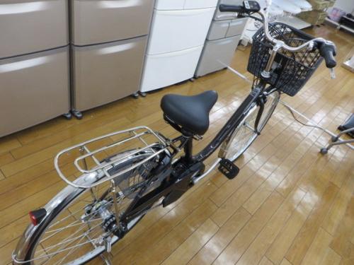 Panasonicの電動アシスト自転車