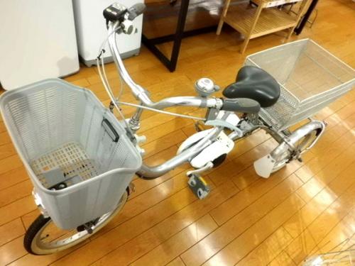 電動アシスト自転車の鶴ヶ島 中古自転車