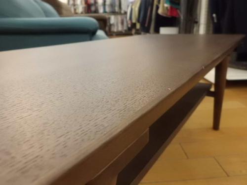 ローテーブルのニトリ