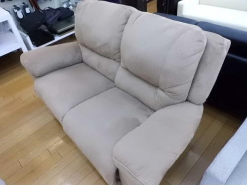 ソファのリクライニングソファー