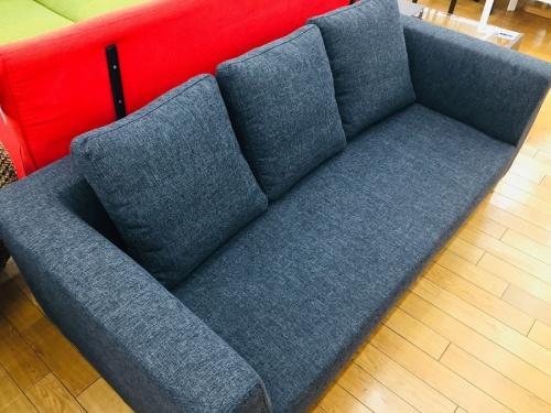 3人掛けソファーの鶴ヶ島家具