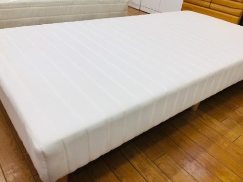 脚付きマットレスの鶴ヶ島家具