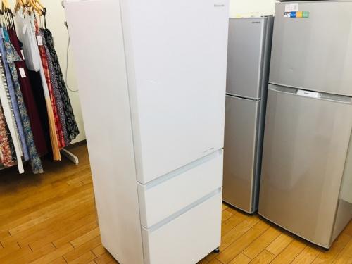 Panasonicの3ドア冷蔵庫