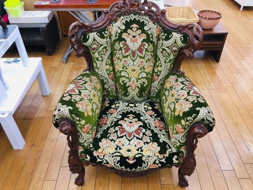 1人掛けソファーの鶴ヶ島・坂戸中古家具