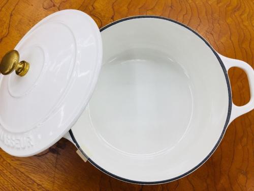 ホーロー鍋の鶴ヶ島中古