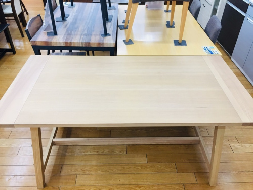 ダイニングテーブルの鶴ヶ島・坂戸中古家具