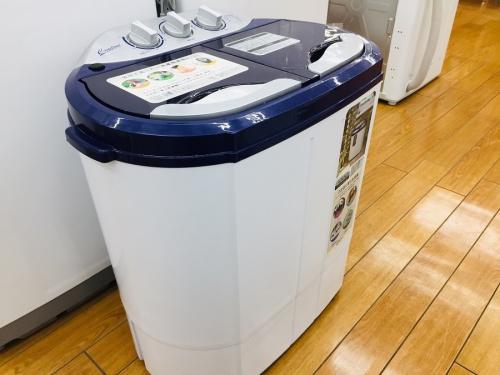 CBジャパンの2槽式小型洗濯機
