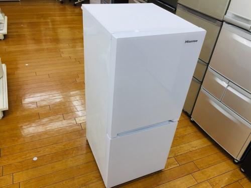 ハイセンスの2ドア冷蔵庫