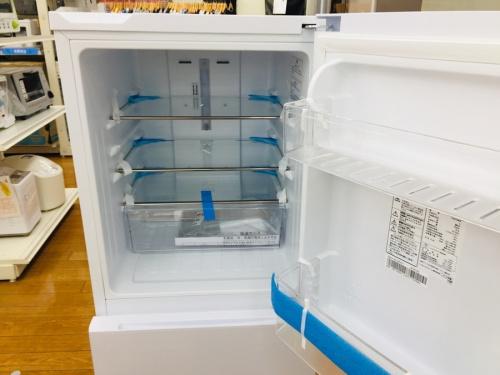 2ドア冷蔵庫の鶴ヶ島・坂戸中古家電