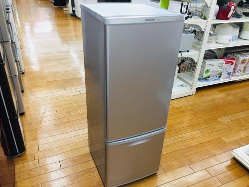 Panasonicの2ドア冷蔵庫