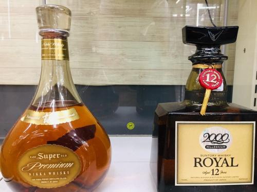 鶴ヶ島・坂戸中古のお酒買取