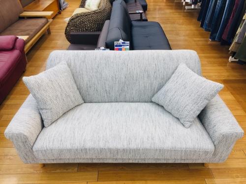 2人掛けソファーの鶴ヶ島・坂戸中古家具
