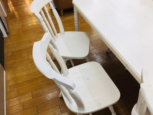 ダイニング7点セットの鶴ヶ島・坂戸中古家具