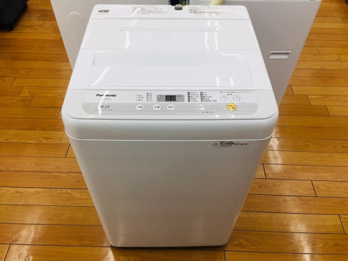 全自動洗濯機の鶴ヶ島・坂戸中古家電