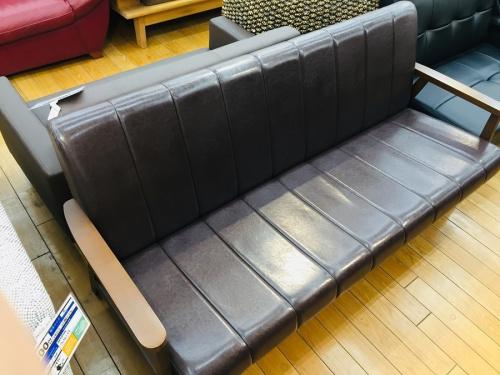 serenoの3人掛けソファー