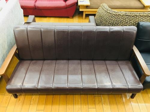 3人掛けソファーの鶴ヶ島・坂戸中古家具
