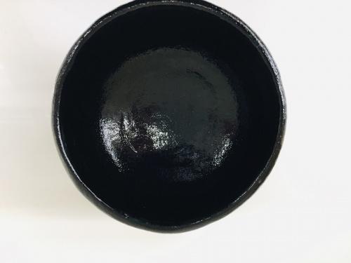 和食器の黒楽茶碗