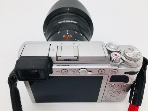 デジタル一眼レフカメラのPanasonic