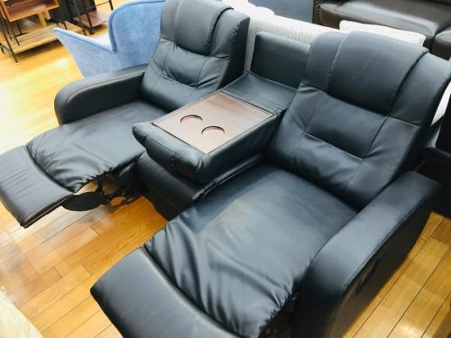 リクライニングソファーの鶴ヶ島・坂戸中古家具