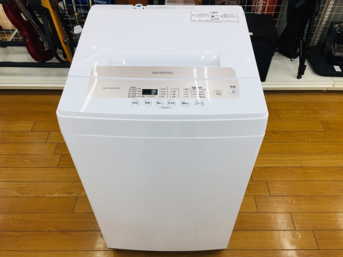 IRIS OHYAMA(アイリスオーヤマ)の全自動洗濯機