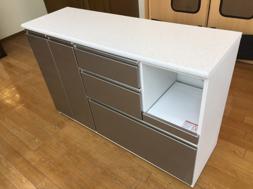家具のキッチンカウンター