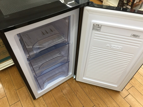 冷凍庫のノンフロン冷凍庫