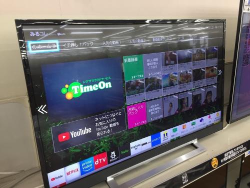 液晶テレビの4K液晶テレビ