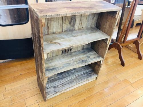 シェルフの古材家具