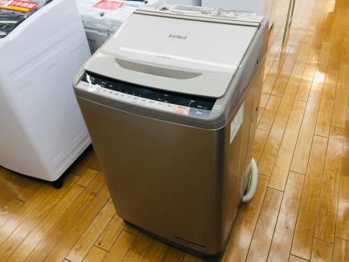 洗濯機のHITACHI(日立)