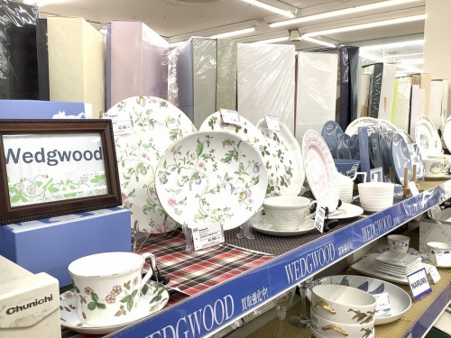 雑貨の洋食器 wedgewood ウエッジウッド