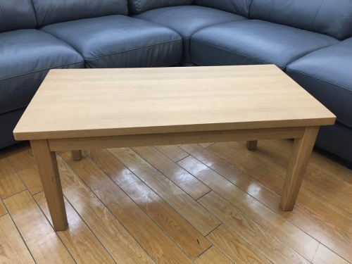 テーブルの無印良品