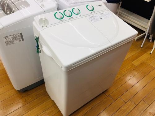2槽式洗濯機のPanasonic(パナソニック)