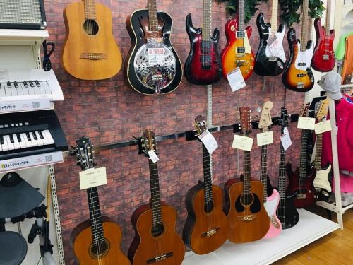 楽器の中古楽器
