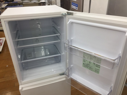 冷蔵庫の新生活