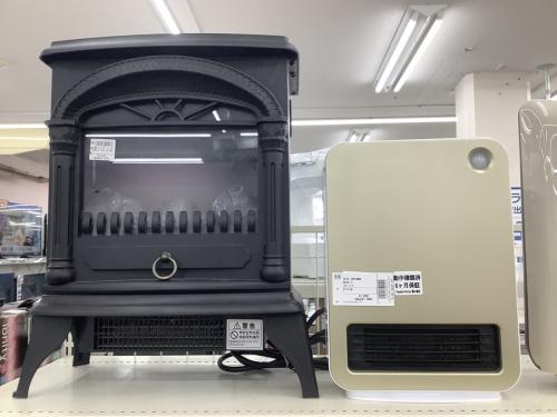 ヒーターの暖房器具 買取