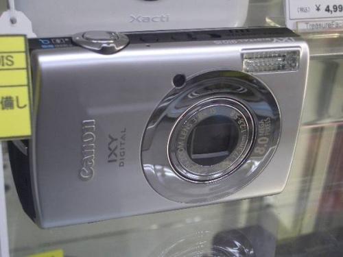 デジタルカメラの買取