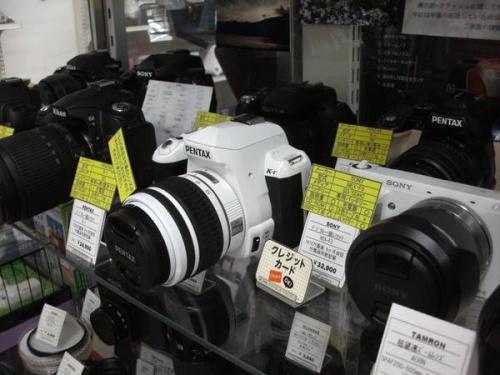 カメラのデジタル