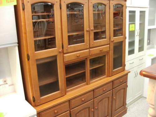 リサイクルの家具