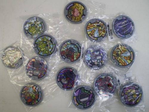 妖怪ウォッチの妖怪メダル