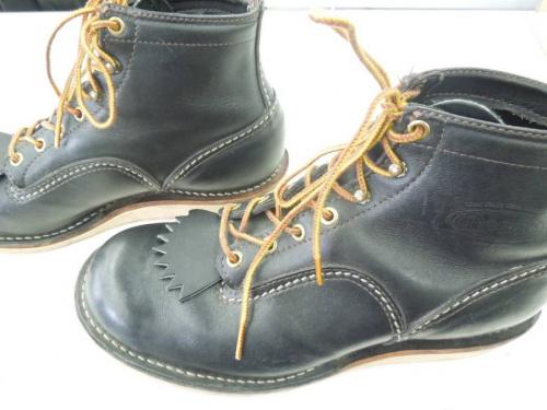 ブーツのWESCO